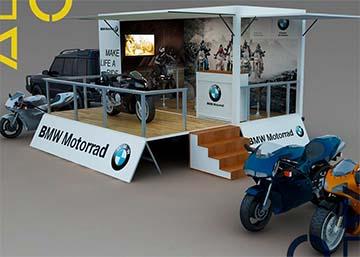 Publicidad BTL unidades moviles